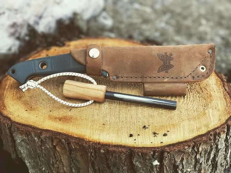 Benchmade - So this little surprise came in the mail today. A gift from my uncle in AZ. I can't wait to baton some lumber. #knifenut #benchmade162 #outdoors #survivalkit...
