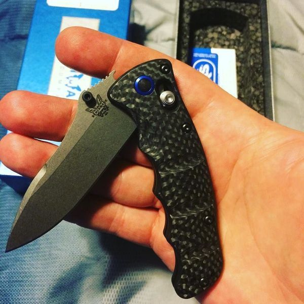 Benchmade - #benchmade #tactical #knife #everydaycarry #pocketjewelry #nakamura