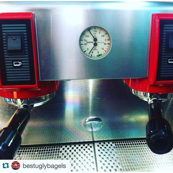 COFFEEUFEEL - This is the dream barista job with an amazing team bestuglybagels Won't be available for long! #lookingforabarista #bestuglybagels #lovecoffee...