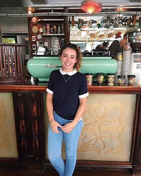 COFFEEUFEEL - MEET THE FAMILY • Megan is our Cafe Manager through at the Havana Lounge and a total SUPERSTAR! She's our go-to for top notch banter, sass and delicious...