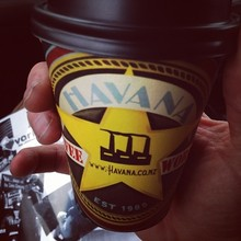 COFFEEUFEEL - These guys are seriously getting me there. Thank you #havanacoffeeworks and #twofishcafe